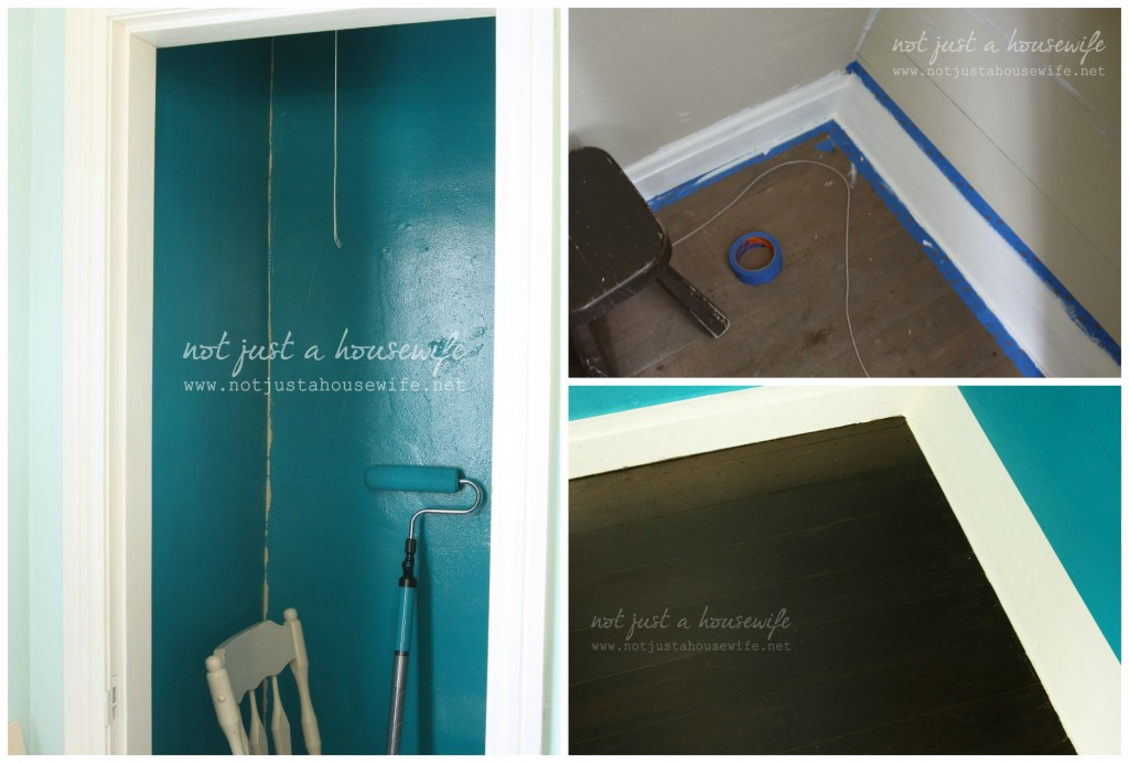 painting-and-staining-closet