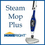 Steam Mop Plus GIVEAWAY!