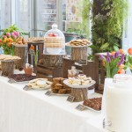 Milk & Cookie Dessert Table