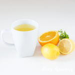 Citrus Hot Drink