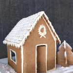 Gingerbread Houses and a Family Update