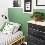 Vintage Green Boy Room Makeover!