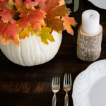 Fall and Thanksgiving Decor